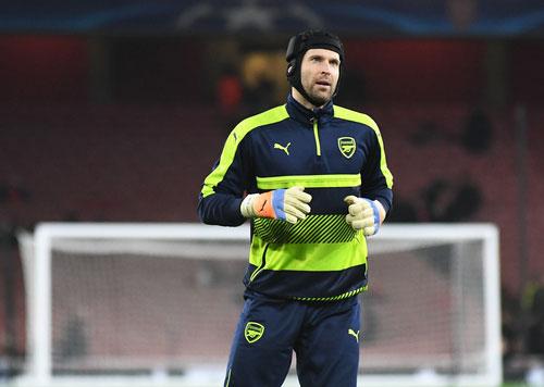ปีเตอร์ เช็ก (Petr Cech)